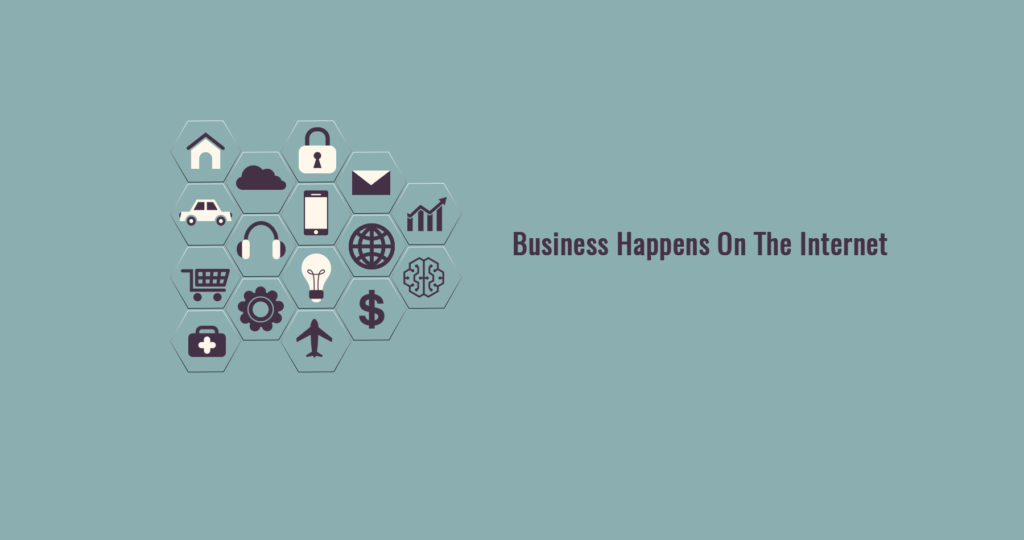 internet driven business